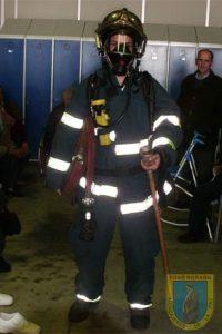 Residencia Edad Dorada en el parque de bomberos